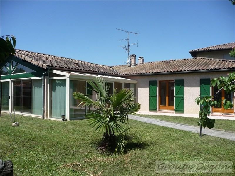Vente maison / villa Launaguet 420000€ - Photo 1