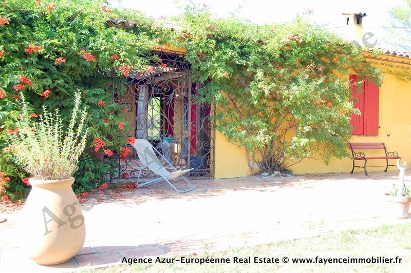 Vente de prestige maison / villa Le canton de fayence 875000€ - Photo 29
