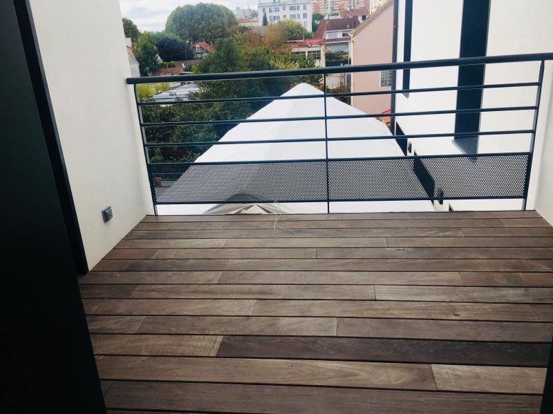 Sale apartment Montreuil 340000€ - Picture 2