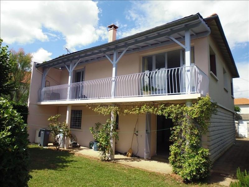 Vente maison / villa Poitiers 252000€ -  1