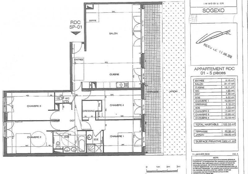 Vente de prestige appartement Levallois perret 1495000€ - Photo 5