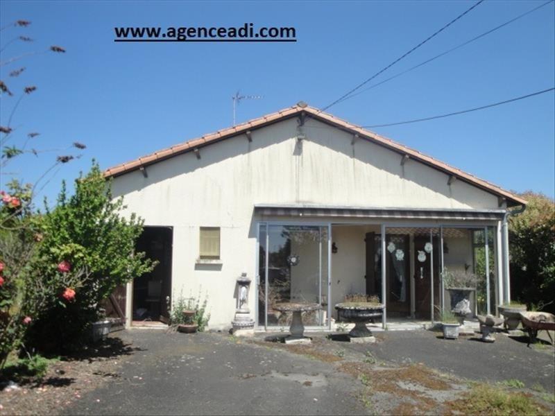 Vente maison / villa La creche centre 136500€ - Photo 1