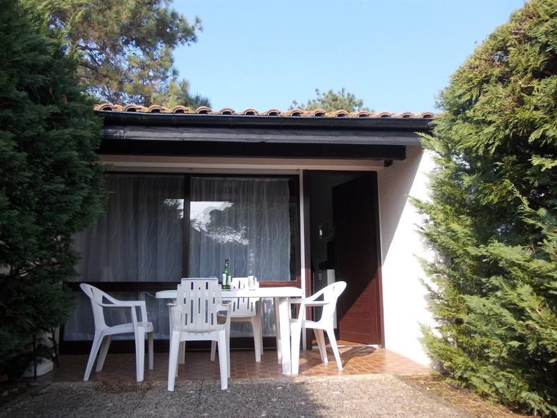 Location vacances appartement Mimizan 300€ - Photo 1