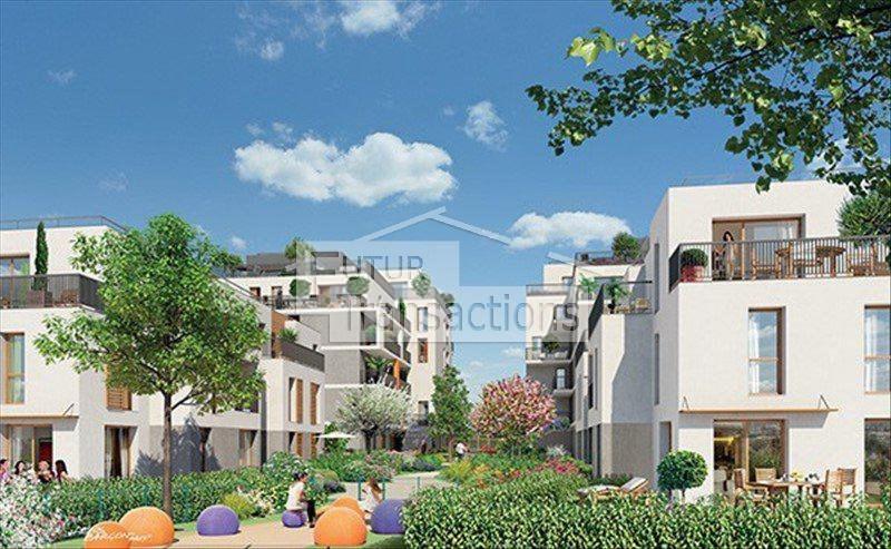 Produit d'investissement appartement La courneuve 275500€ - Photo 1