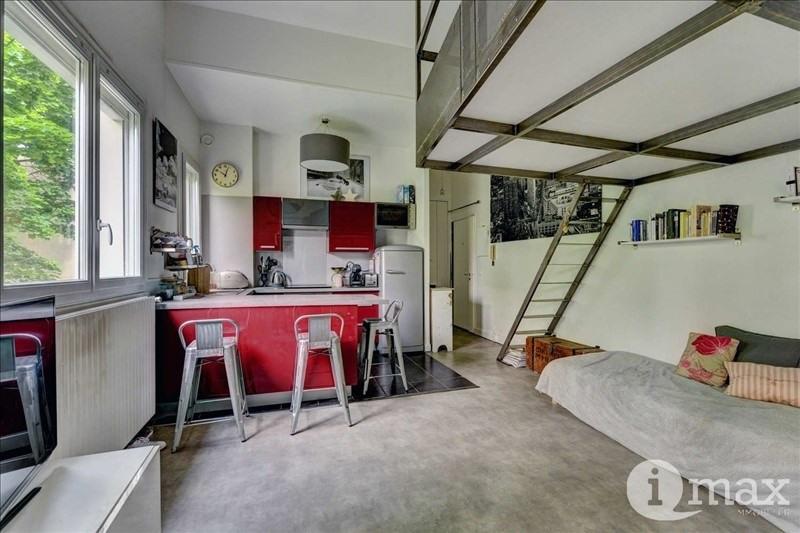 Sale apartment Courbevoie 298000€ - Picture 2