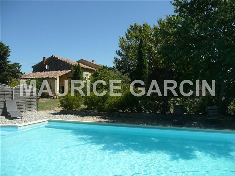 Vente de prestige maison / villa Sarrians 630000€ - Photo 2