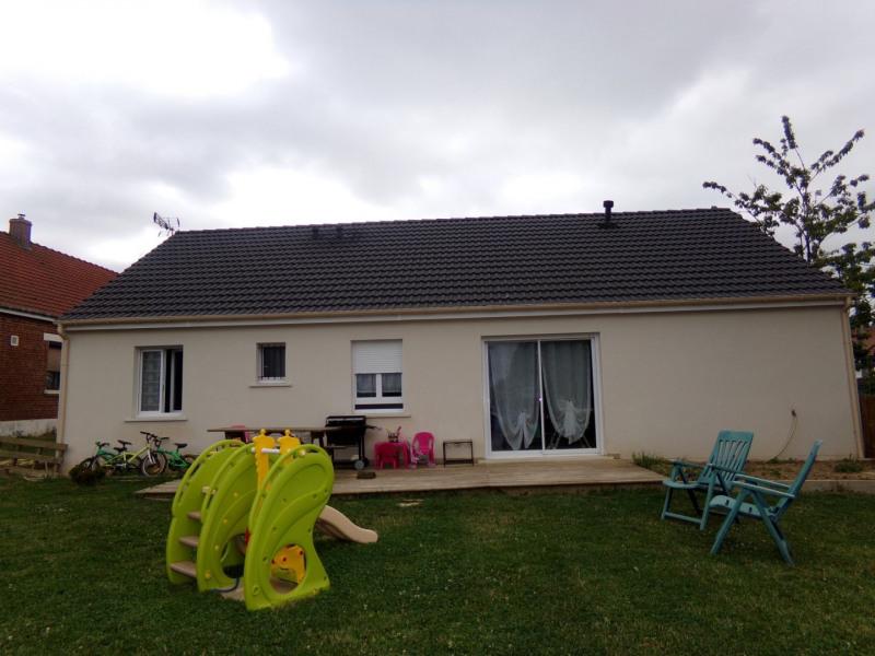 Vente maison / villa Vaudringhem 173250€ - Photo 1