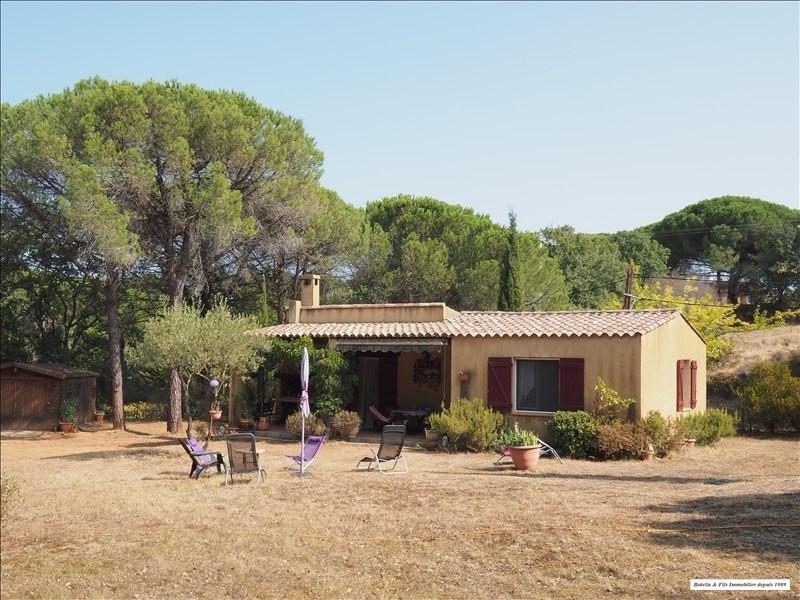 Vendita casa Goudargues 249000€ - Fotografia 1