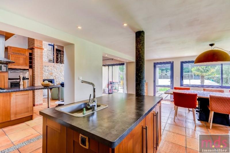 Vente de prestige maison / villa Montrabe proximite 736000€ - Photo 5