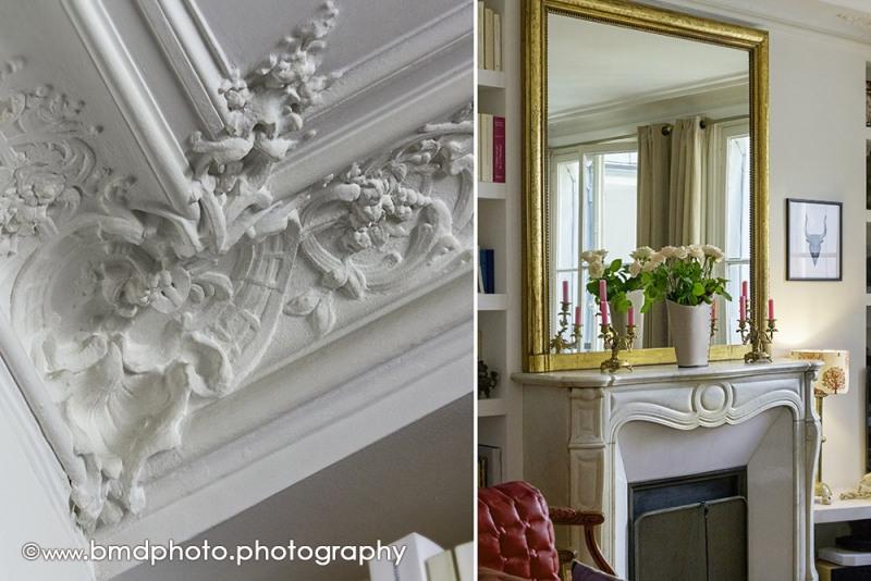 Deluxe sale apartment Paris 9ème 890000€ - Picture 12