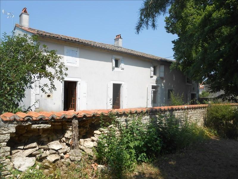 Sale house / villa Aulnay 99360€ - Picture 9