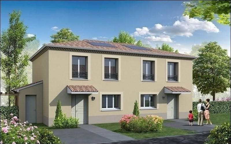 Sale house / villa Aubignan 162825€ - Picture 1
