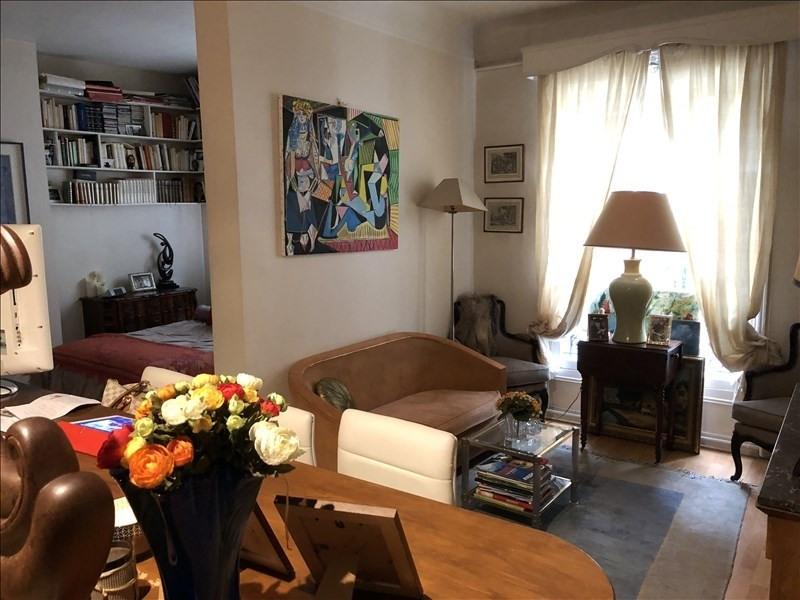 Sale apartment Paris 1er 520000€ - Picture 1