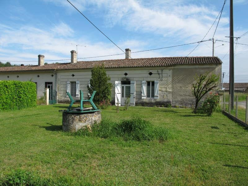 Sale house / villa Salignac 133000€ - Picture 1