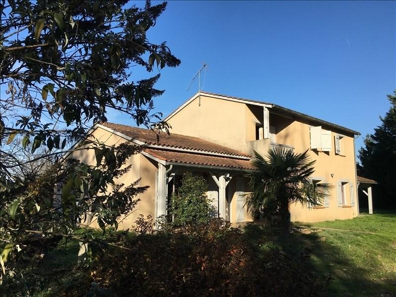 Vente maison / villa Lacourt st pierre 189500€ - Photo 1