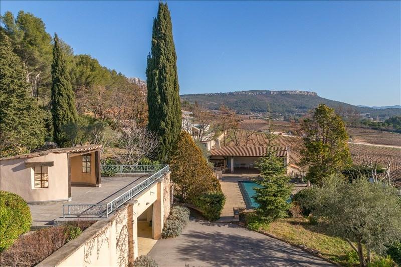 Vente de prestige maison / villa Le tholonet 1090000€ - Photo 1