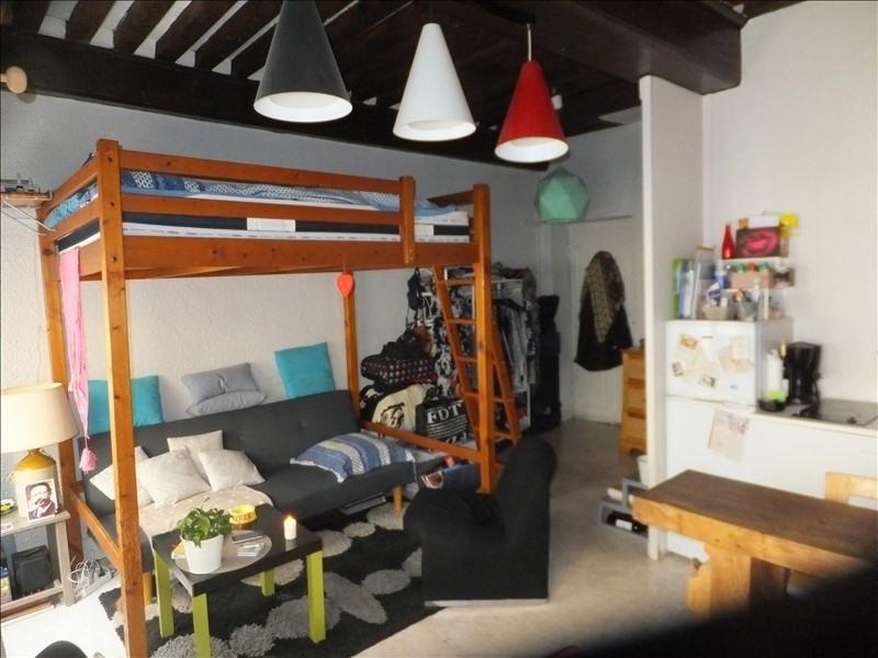Vente appartement Lyon 4ème 129000€ - Photo 1
