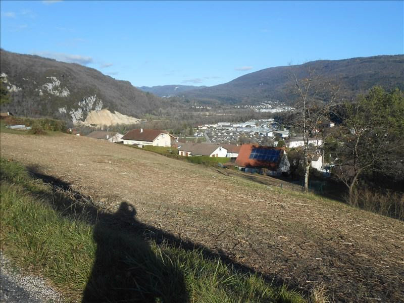 Vente terrain Dortan 380000€ - Photo 1