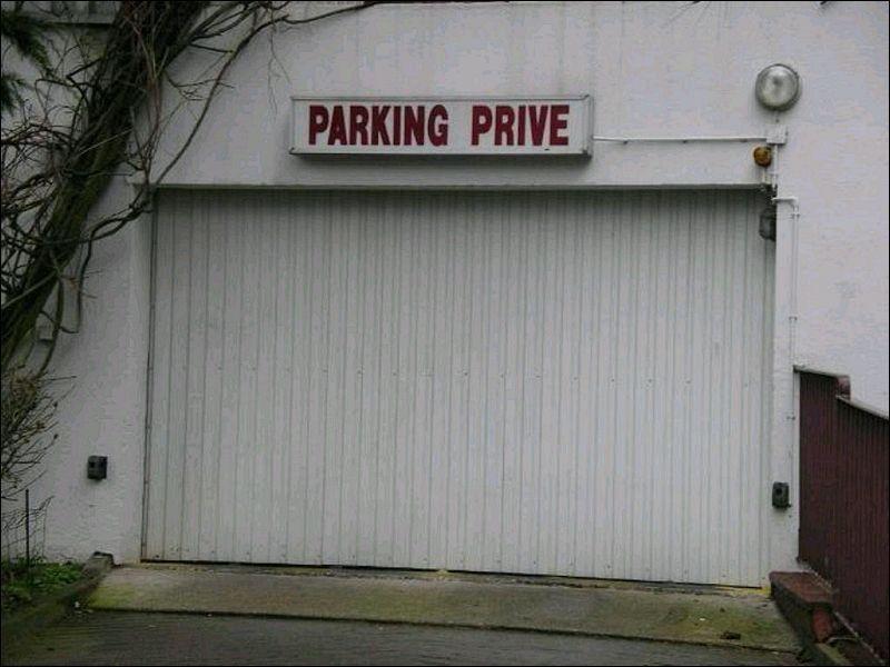 Location parking Montgeron 50€ CC - Photo 1