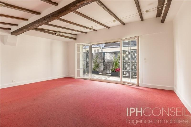 Vente de prestige appartement Paris 6ème 1030000€ - Photo 2