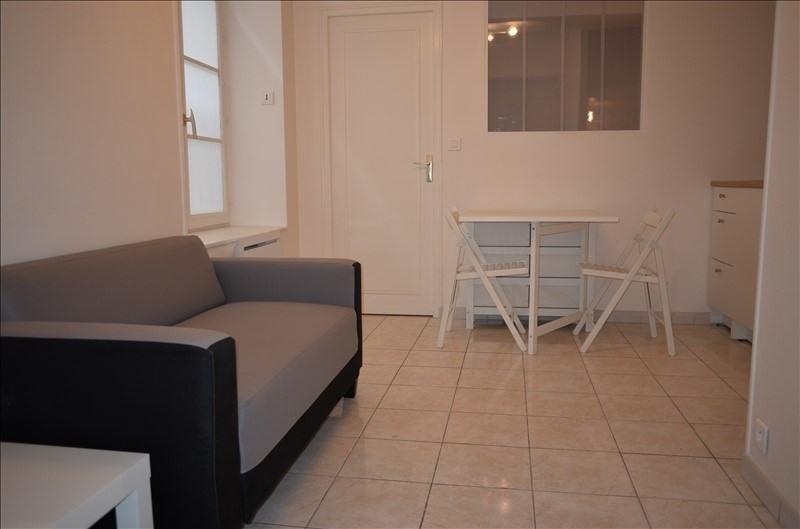 Location appartement Auxerre 400€ CC - Photo 1