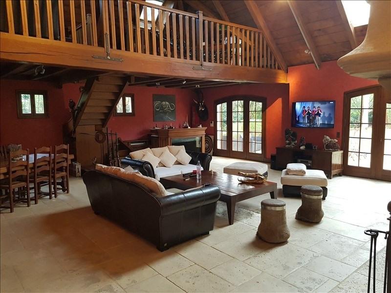 Sale house / villa Boisemont 590000€ - Picture 2