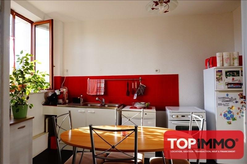 Vente appartement Baccarat 55900€ - Photo 3