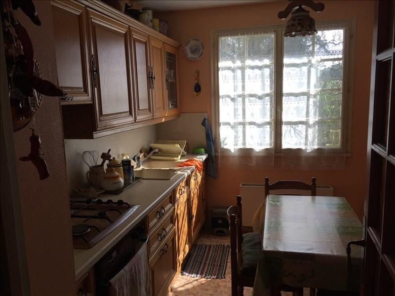 Vente maison / villa Vouneuil sous biard 214000€ -  9