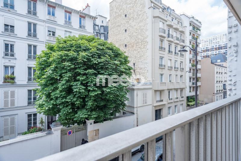 Rental apartment Paris 15ème 1800€ CC - Picture 2