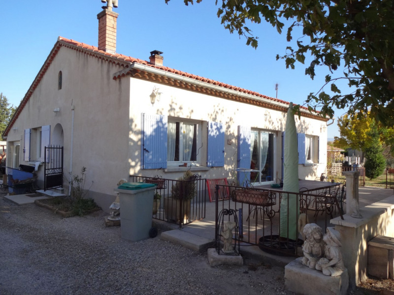Vente maison / villa Althen des paluds 295 000€ - Photo 1