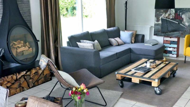 Vente maison / villa Vannes 340600€ - Photo 1