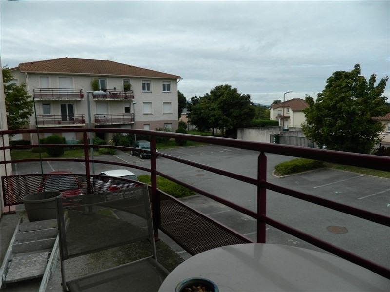 Rental apartment Riorges 655€ CC - Picture 4