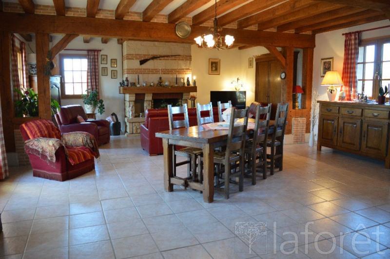 Vente maison / villa Pont audemer 319500€ - Photo 2