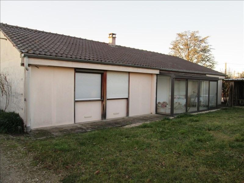 Sale house / villa Feillens 129500€ - Picture 11