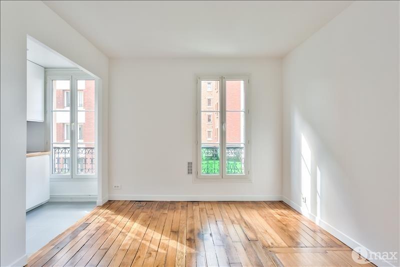 Sale apartment Paris 17ème 380000€ - Picture 3