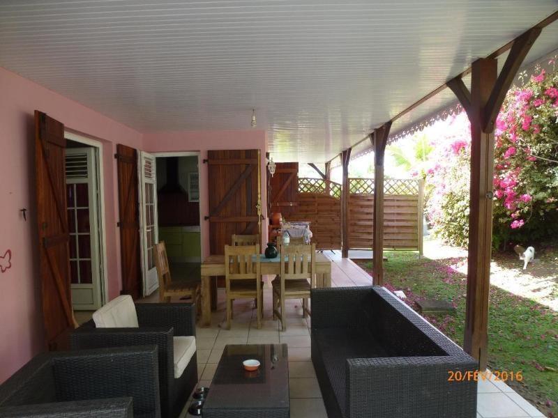 Vente maison / villa Les trois ilets 351750€ - Photo 2