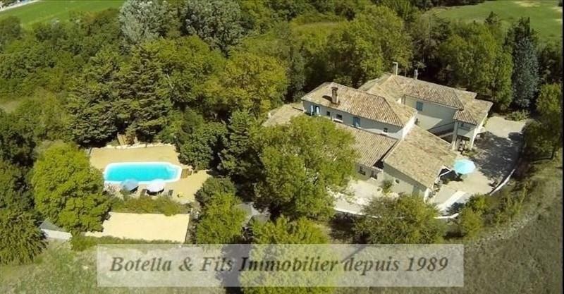 Immobile residenziali di prestigio casa Barjac 596000€ - Fotografia 1