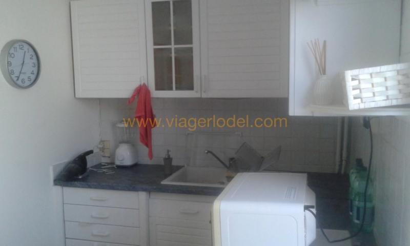 Vendita nell' vitalizio di vita appartamento La grand combe 8000€ - Fotografia 6