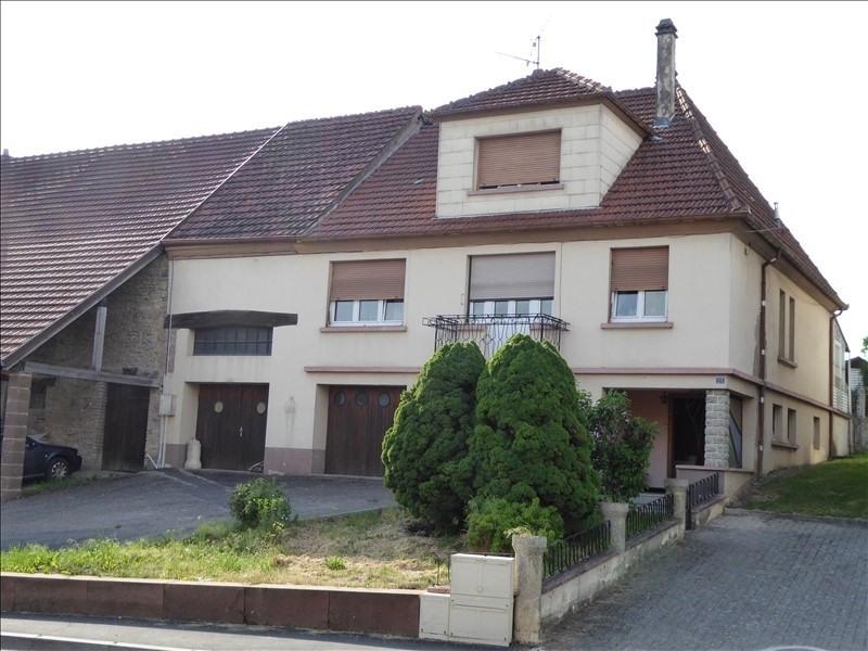 Verkoop  huis Prox. drulingen 117000€ - Foto 1