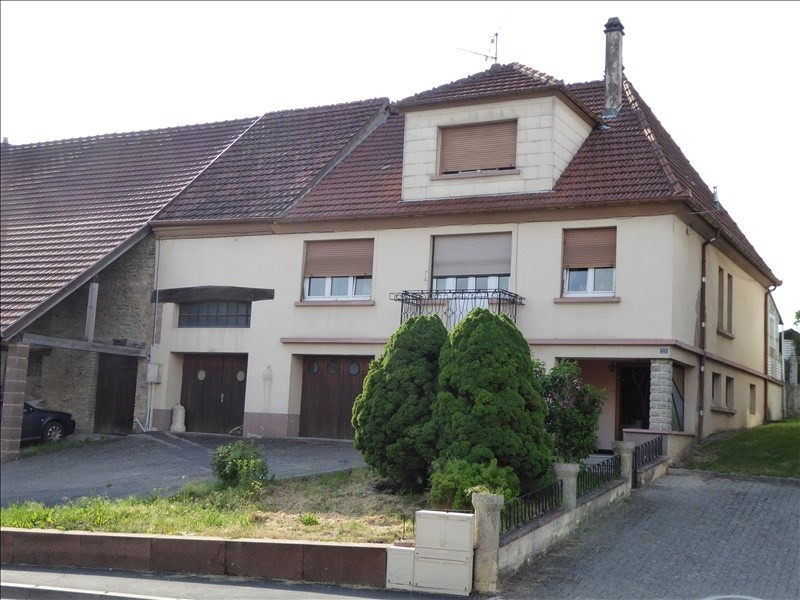 Vente maison / villa Prox. drulingen 117000€ - Photo 1
