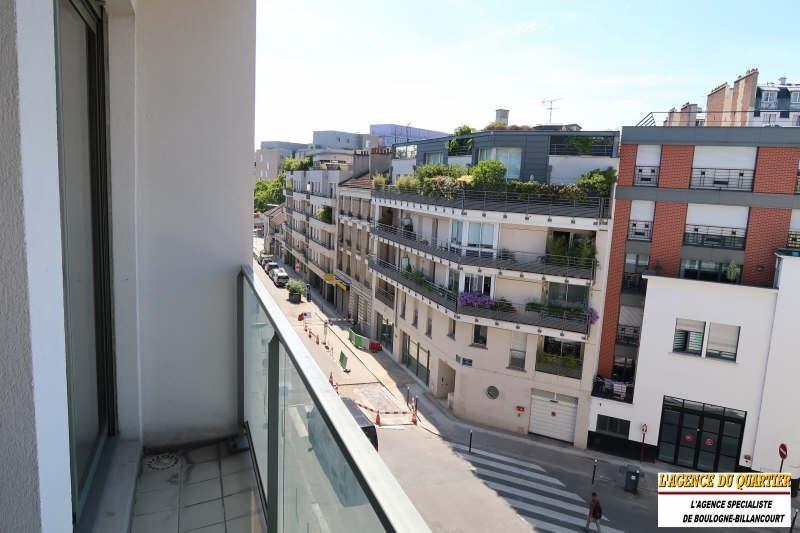 Venta  apartamento Boulogne billancourt 394000€ - Fotografía 3
