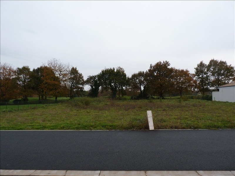 Vente terrain Nesmy 149 000€ - Photo 1