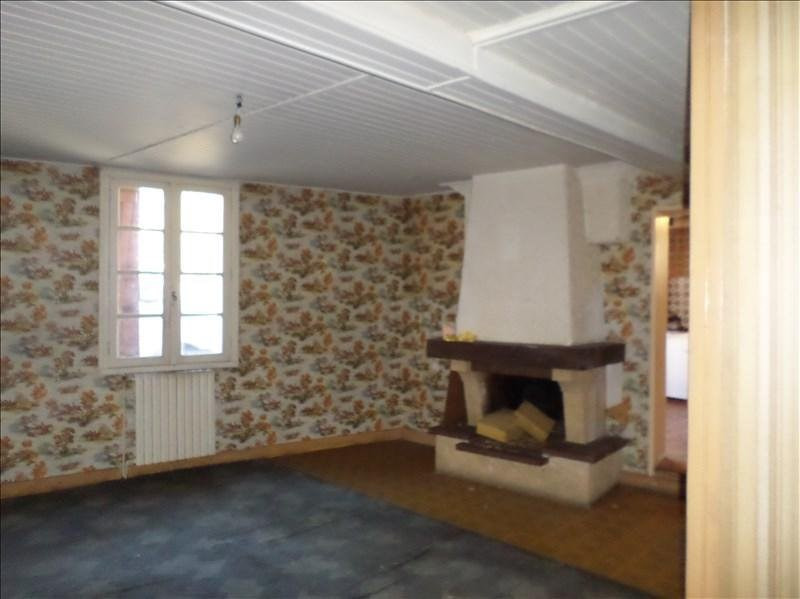 Vente maison / villa Voeuil et giget 55000€ - Photo 1