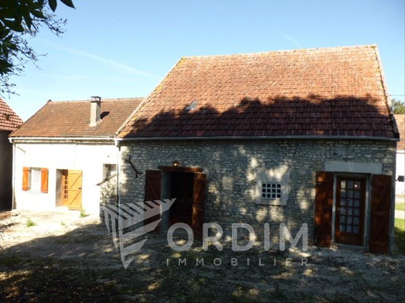 Vente maison / villa Cosne cours sur loire 98000€ - Photo 9