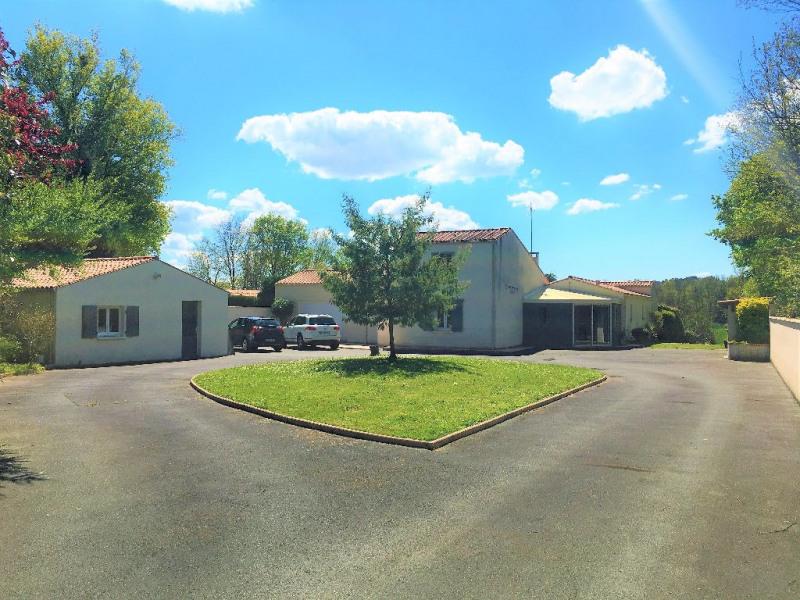 Sale house / villa Breuillet 520800€ - Picture 11