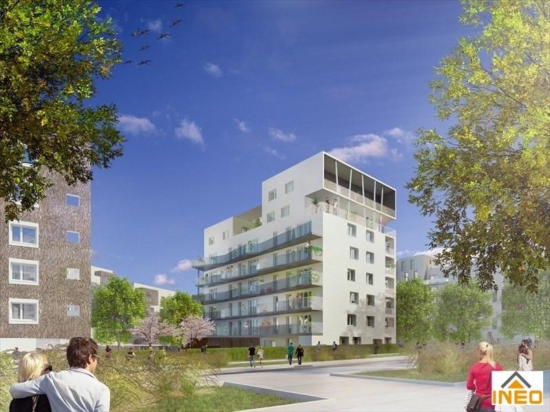Vente appartement Rennes 222000€ - Photo 1