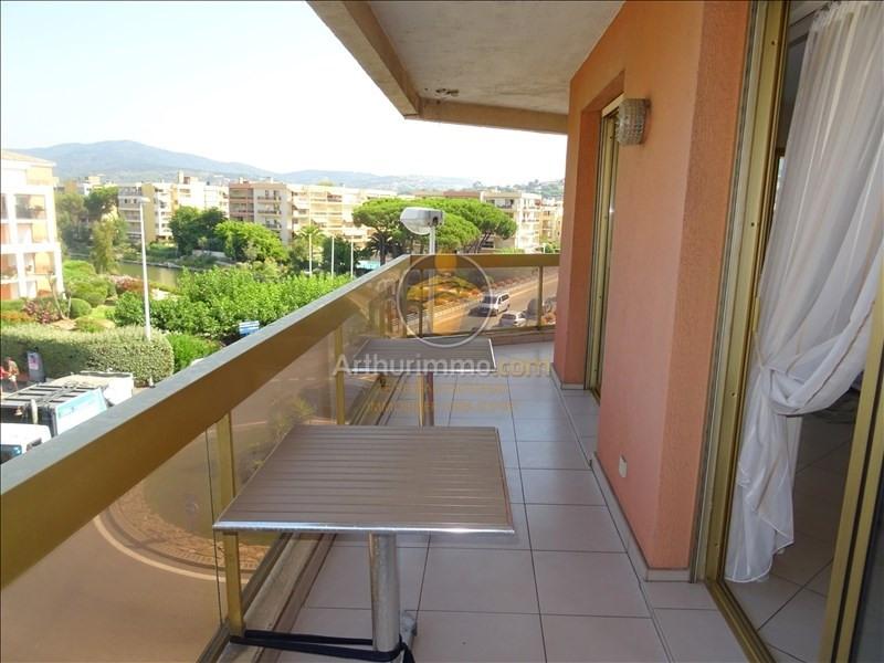 Sale apartment Sainte maxime 231000€ - Picture 2