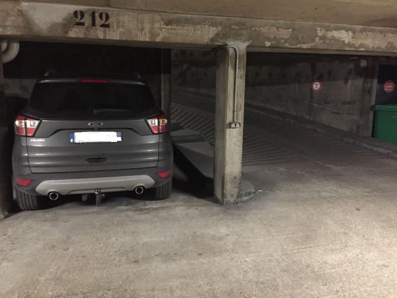 Verkauf parkplatz/box Paris 15ème 23100€ - Fotografie 1