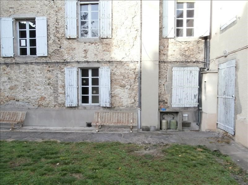 Sale apartment Mazamet 55 000€ - Picture 1