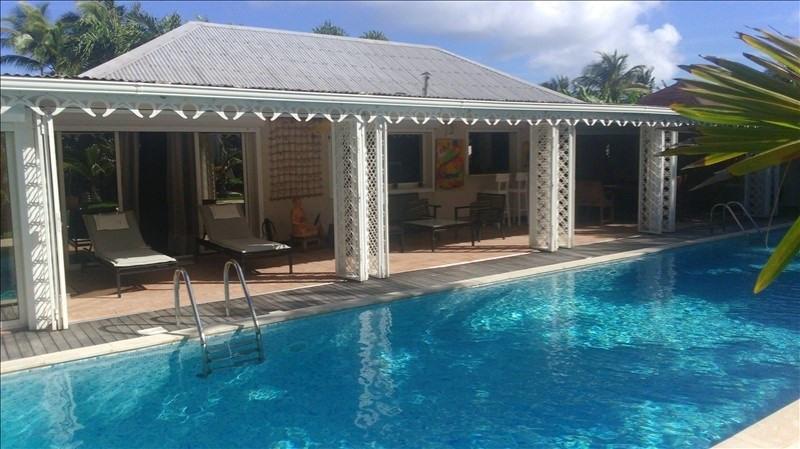 Deluxe sale house / villa St francois 560000€ - Picture 1